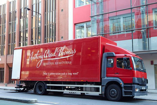 Book your Christmas removal van