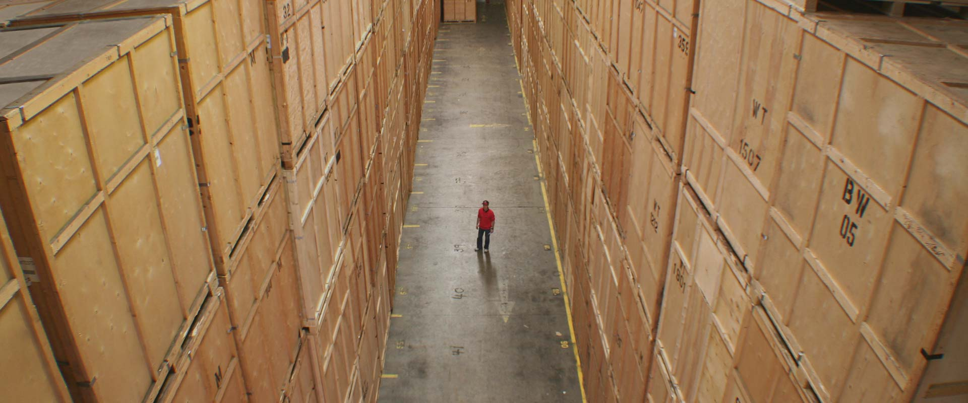 Why People Use Our Container Storage in London