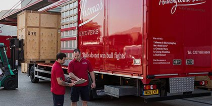National Removals Service