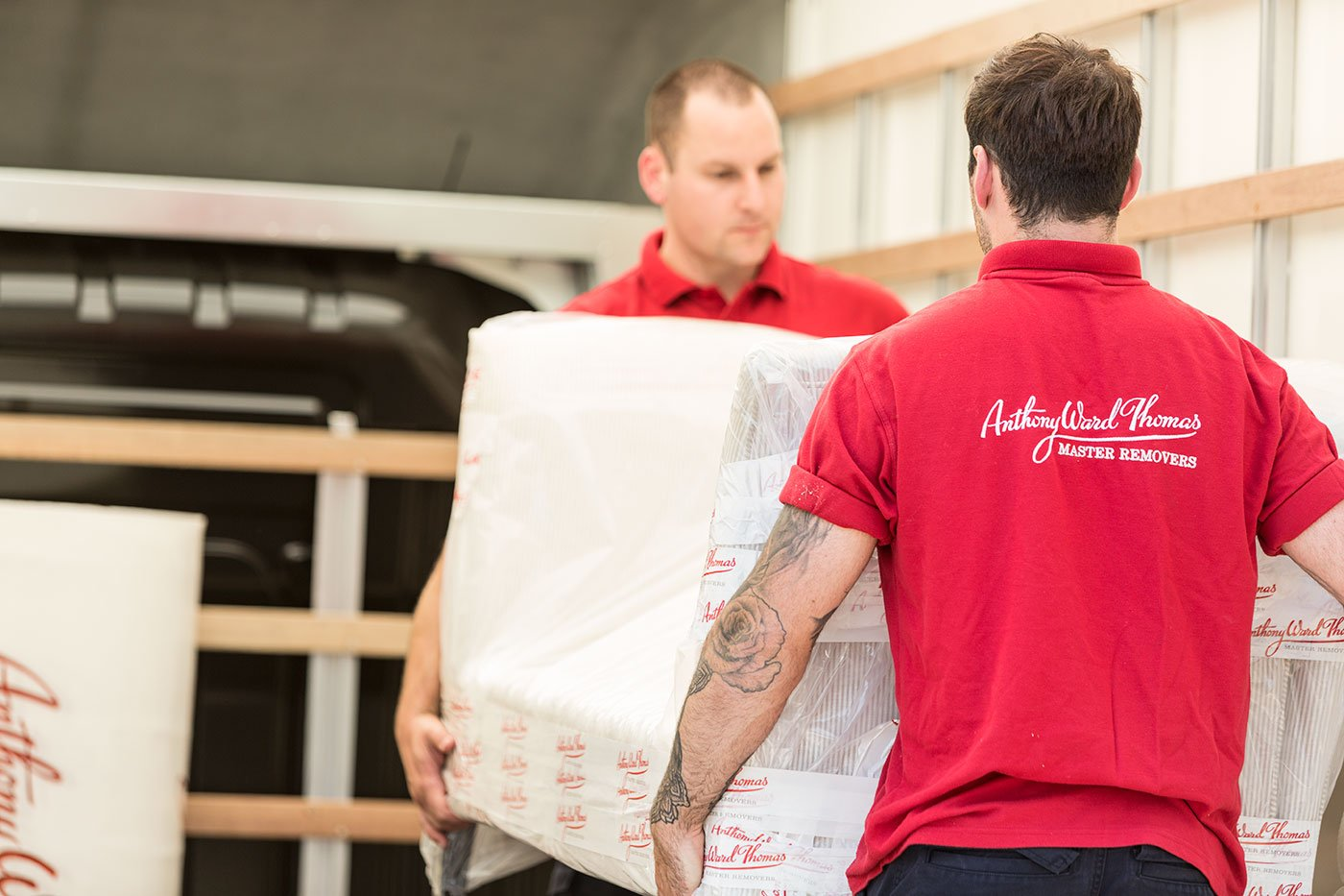 Anthony Ward Thomas – The Highest Rated Moving Company in London