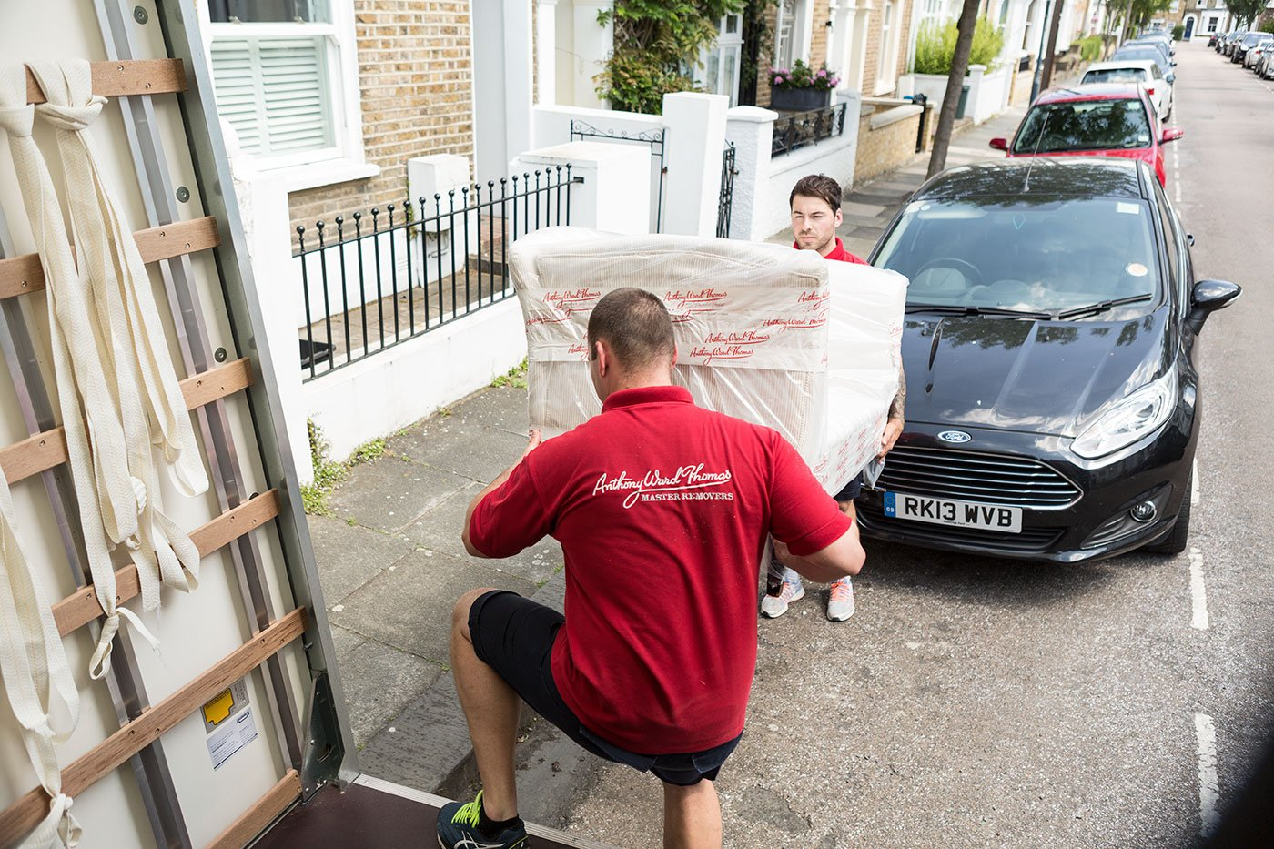 Larger Home Removals London, Homes of Three Beds or More